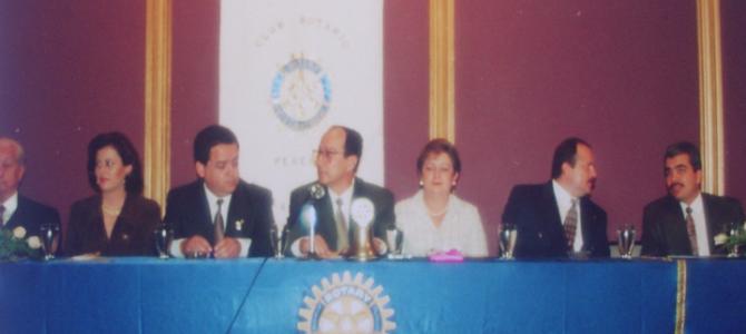 PRESIDENCIA CARLOS ARTURO MARIN 1997-1998
